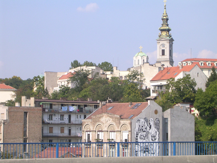 Belgrad – Exkursion 2009